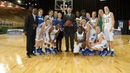 Swish! Rollins women's basketball coach hits 600-victory mark
