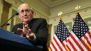 WASHINGTON -- Michigan Democrat Carl Levin announced Thursday that he would not run for reelection in 2014, adding to an exodus of experience in the chamber.