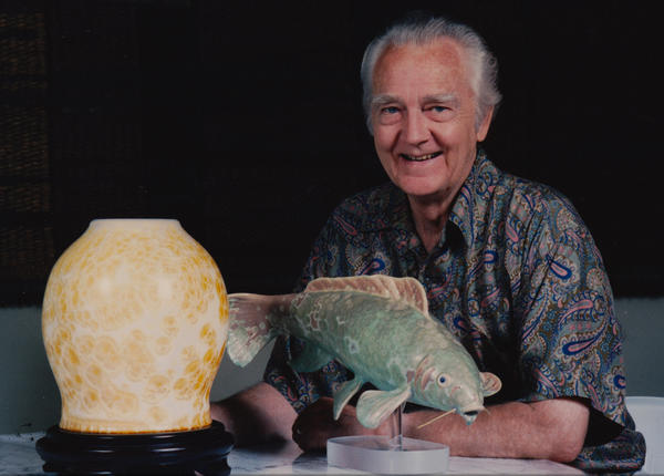 Robert Freeman, a ceramic artist and former leader of the Festival of Arts, died Feb. 13. He was 87.