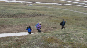 Taking the Kids deep into Denali National Park in Alaska
