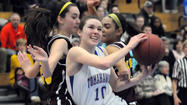 Class LL Girls Basketball Pictures: South Windsor At Glastonbury