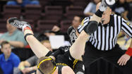 Preliminary Round of the PIAA Class 3A Wrestling Championships
