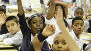 "<strong><em>""Becky Carroll, a (Chicago Public Schools) spokeswoman, argued that big classes don't necessarily hamper learning. 'It's the quality of teaching in that classroom,' Carroll said. 'You could have a teacher that is high-quality that could take 40 kids in a class and help them succeed.'"" </em></strong>"