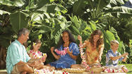 Hawaii: Maui's Kaanapali Beach Hotel is a festival of culture