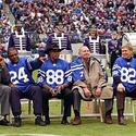 Former Colts honored