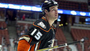 When Ducks center Ryan Getzlaf invited his teammates, the club's owners and top executives to his home for a barbecue during training camp, they probably expected burgers and corn on the cob. What they got was insight into Getzlaf's keen desire to rebound after stumbling through a season so awful that those around him feared he was hiding an injury or a loved one's illness.