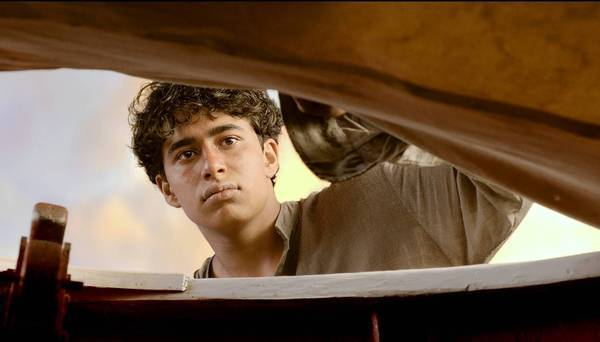"Suraj Sharma in ""Life of Pi."""