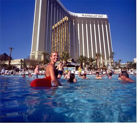 Las Vegas pools - Vegas pools