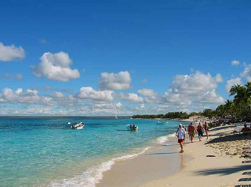 Catalina Island is near La Romana in the Dominican Republic.