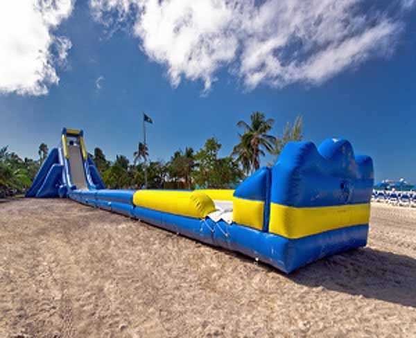 Great Stirrup Cay offers NCL guests snorkeling, water floats and rides, sun, sand and more.