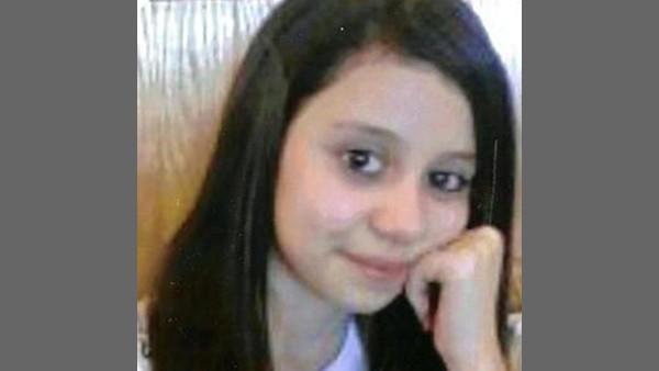 Hazel Maria Gonzales, 12