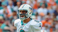 The Miami Dolphins won't have to spend the offseason searching for a backup quarterback.