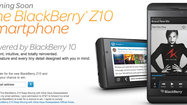 AT&T to sell BlackBerry Z10 smartphone starting March 22, report says