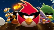 Angry Birds will land as part of a new attraction at Kennedy Space Center Visitor Complex later this month.