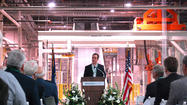 Photo Gallery: Wausau plant dedicates $220 million expansion