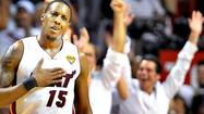 "Whether in a cartoony red-and-blue Super Mario costume bouncing around the Miami Heat's ""Harlem Shake""  video or in his work clothes stepping in for a cramping LeBron James as a savior in Game 4 of last year's NBA Finals,  the contributions of Mario Chalmers are too often overlooked."