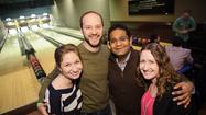 More than 45 members and friends of The Associate Board of NorthShore University HealthSystem (NorthShore) gathered at Seven Ten Lounge on Friday, February 22 for the organization's 6th annual Bowling Night. Guests braved a blizzard to enjoy an evening filled with bowling, snacks and spirits, friends and fundraising.