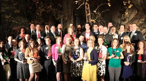 "Springfield's Business Journal honors ""40 Under 40"""