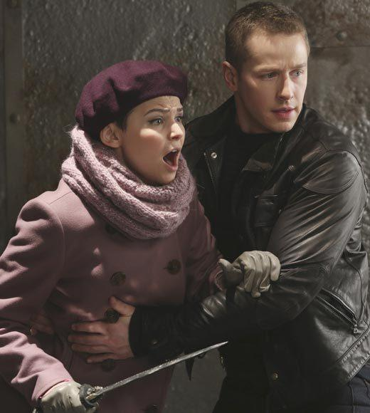 'Once Upon a Time' Season 2 pictures: Episode 15, titled The Queen is Dead airing Sunday, March 3.