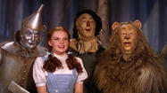 The 1939 film The Wizard of Oz
