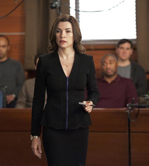 'The Good Wife' Season 4 photos: Episode 14, Red Team/Blue Team.