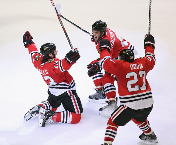 Blackhawks photo for Bolohan column