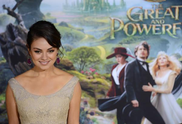 "Never let it be said that Mila Kunis isn't a take-charge kind of gal. Case in point: a recent incident in which she runs away with the chat in an interview theoretically conducted by BBC radio reporter Chris Stark.  Stark is a bit star-struck — ""Seriously, I'm petrified ... I've never done this before,"" he says — and Kunis is perhaps a bit bored with repetitive press-junket questions. It's a recipe for fun as she turns the tables in the interview.  ""What about this is frightening to you, tell me?"" she asks — and the fun takes off from there. Click through to the full story to see video of the interview.  <br><br> <strong>Full story:</strong> <a href=""http://www.latimes.com/entertainment/gossip/la-et-mg-mila-kunis-video-bbc-reporter-interview-20130305,0,150038.story"">Mila Kunis turns the tables on nervous BBC interviewer</a>"