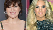 "<span style=""font-size: small;"">Two of the best-selling ""American Idol"" champs, Kelly Clarkson and Carrie Underwood dominate a special Billboard magazine survey of the 100 hit singles the TV competition's finalists scored in its first 11 seasons. Of the 100 tunes ranked, 31 country hits that reached the Hot 100 made the list, the top-selling of which is Carrie's sassy smash, ""Before He Cheats,"" which comes in at No. 9. Carrie placed more songs on the survey than any other artist, with 20 in total, while Kelly's impressive tally of 18 tunes includes four of the top five, including the No. 1 ""Idol"" hit of all time, ""Since U Been Gone."" Carrie's ""Before He Cheats"" was a huge pop crossover hit, in spite of the fact that it didn't receive a pop remix, common for country songs that hit the mainstream chart. The single stayed on the Hot 100 a staggering 64 weeks, the fifth longest run for any song in the chart's history. Carrie and Kelly's rankings also translate to total record sales. During her time on the show, Simon Cowell famously declared to Carrie that not only would she win the competition, she would outsell all other ""Idol"" contestants. The Oklahoma native is, indeed, the best-selling Idol in the U.S., while Texas-born Kelly is tops in worldwide sales.</span>"