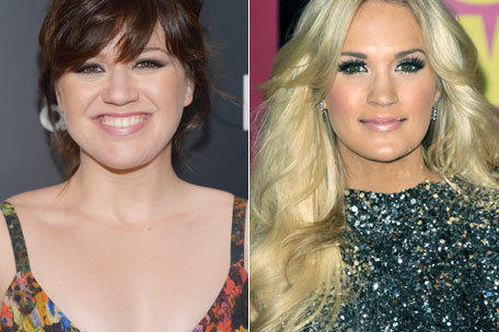 Carrie And Kelly Top Idols