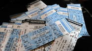 "Probably nothing else needs to be said about the Ticketmaster issue, especially after the well-written letter from Barbara Blumberg (""Ticketmaster is a scalper by another name,"" March 6). However, it should be pointed out that Ticketmaster is just one more e-business, like Microsoft, that sells a product that costs almost nothing after its initial development costs are recovered and charges phenomenally high rates. And like Microsoft, it has recovered its development costs long ago and has the capacity to generate incredible profits — well beyond those possible in brick and mortar businesses."