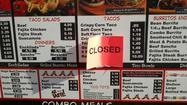 Some of the ten Taco Tico restaurants closed this week will reopen.  The Kansas Department of Revenue says the Wichita based business Ajax International Group filed for Chapter 11 bankruptcy.  Under the bankruptcy, the company will work to pay back taxes owed to the state.