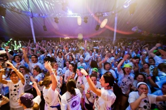 Northwestern Dance Marathon, 2012