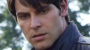 "David Giuntoli plays Det. Nick Burkhardt on NBC's ""Grimm,"" which is one of the struggling network's bright spots. The supernatural procedural tells the tale of a Portland police detective who discovers that he's a descendant of the Grimms, who not only chronicled strange beasts in their fairy tales but also hunted them to keep the human world safe. He can see these creatures, called Wesen, even when they hide in human form, and many of them are out to get him. Show Tracker was able to talk to the busy actor before the second half of the season begins March 8."