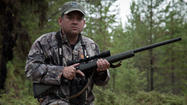"Greg Rodriguez, big-game hunting expert and host of TV's ""A Rifleman's Journal,"" has been shot to death."