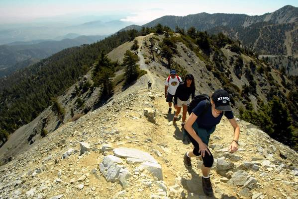 Weekend Escape: Mt. Baldy