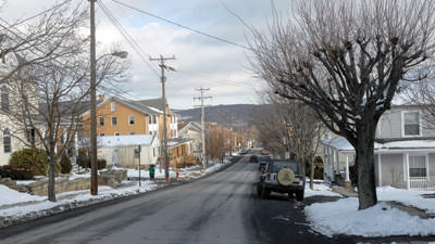 Main Street in Stoystown