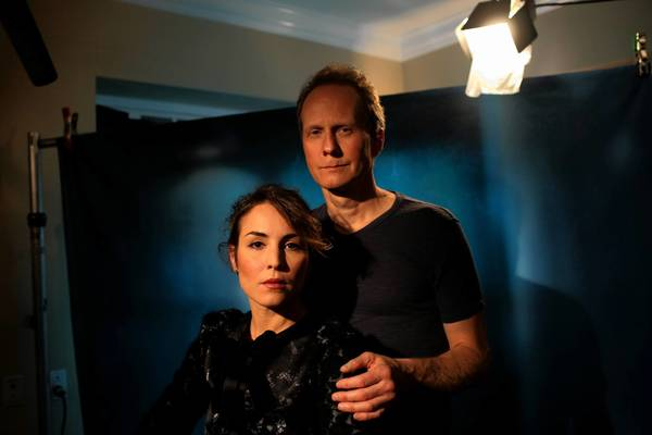 "Niels Arden Oplev and Noomi Rapace, the director and star of ""The Girl With the Dragon Tattoo,"" respectively, have reunited on the new film ""Dead Man Down."""