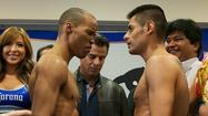 Juan Carlos Salgado heard the tight scores when he last fought Argenis Mendez for the IBF super featherweight championship.