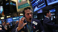 Wall Street shrugs off sequester