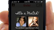 Start-up Sunday: Tinder aims to make dating easier