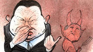 Cartoons: The quotable Hugo Chavez