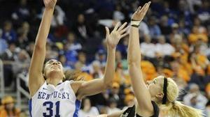 "Samantha Drake with her ""best game of the year;"" bench comes up big as UK Hoops coasts to SEC semifinals"