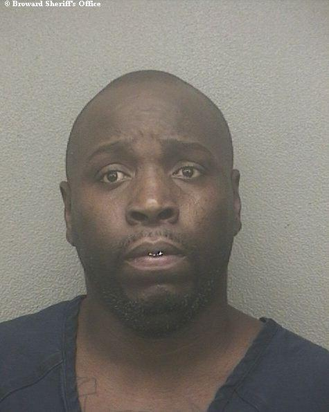 Wanted drug trafficking suspect Kendrick Similien surrendered at the Broward Main Jail