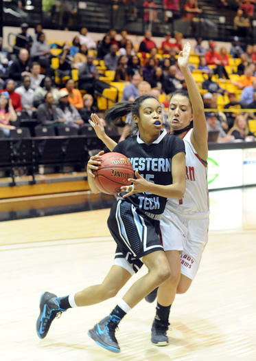 Western Tech vs. Southern-Garrett girls basketball