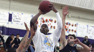 Photo Gallery: The fifth annual Stars Shooting for Hope celebrity basketball game