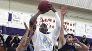 Fifth annual Stars Shooting for Hope celebrity basketball game