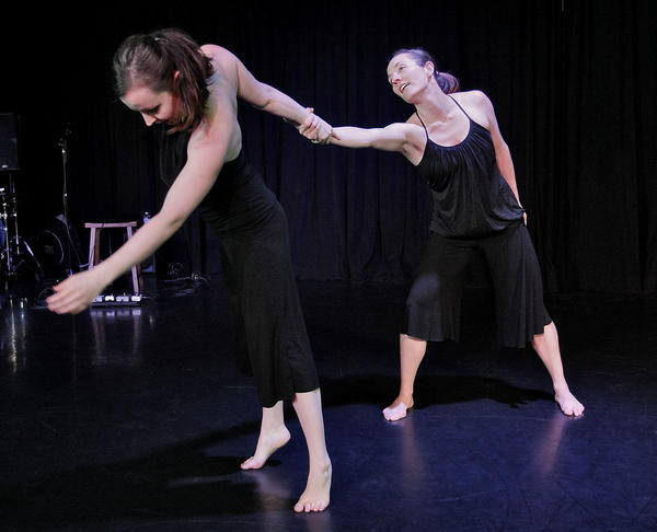 Lineage Performing Arts Center dancers perform Soaring to Freedom during Art Night in Pasadena on Friday, March 8, 2013. LPAC is located at 89 S. Fair Oaks Ave. in Pasadena.
