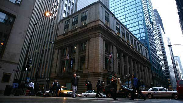 Northern Trust Bank 50 S. LaSalle Photographed Monday, September 29, 2008. (Chicago Tribune photo by E. Jason Wambsgans)