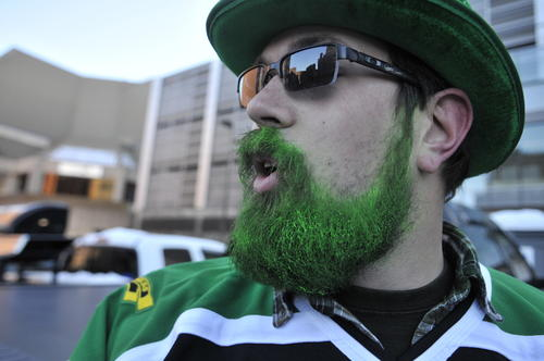 Hartford held its 42nd annual St. Patrick's Day parade on Saturday, March 9, 2013.