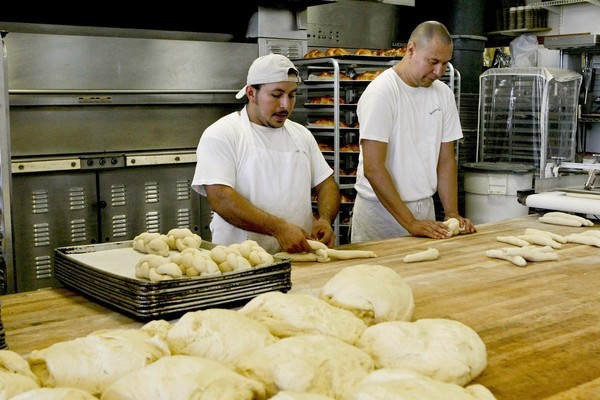 Photos: Kosher bread-making - Kosher bread-making
